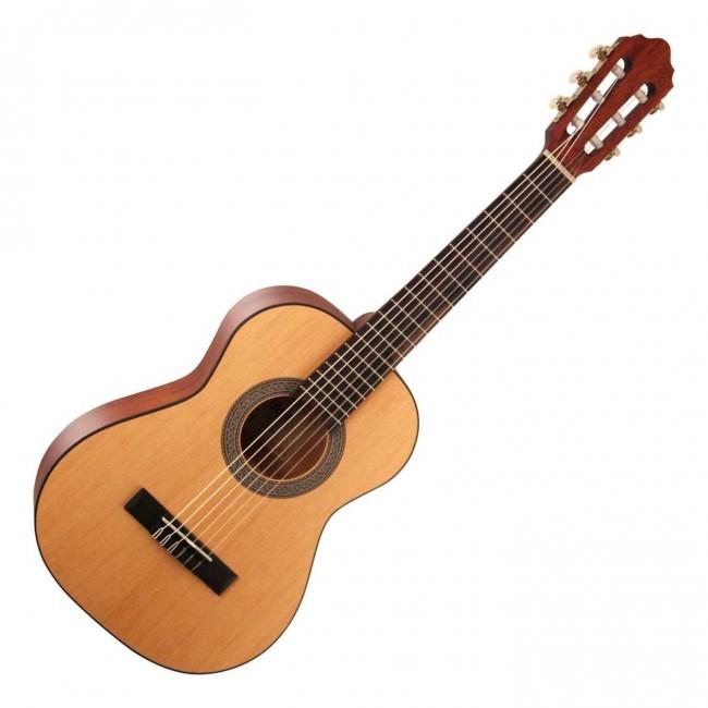 CORT AC50-OP | Guitarra Clásica Acústica Open Pore