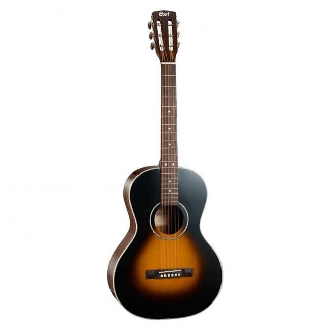 CORT AP550-VB   Guitarra Acústica Vintage Burst