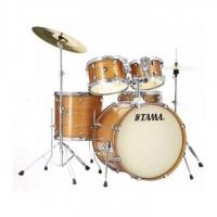 Tama BP-TM-RLI52KH4SW | Batería Acústica Rhymate de 5 Cuerpos Natural Translucido
