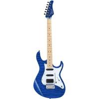 CORT G250DX-TB   Guitarra Electrica con Funda Transparent Blue