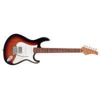 CORT G260CS-3TS   Guitarra Electrica 3 Tone Sunburst