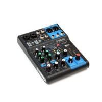 YAMAHA MG06X | Mezclador de 6 canales