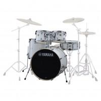 YAMAHA SBP0F5PW | Batería Acústica Stage Custom Birch P White